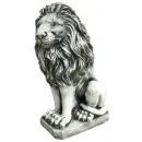 Лев на пьедестале